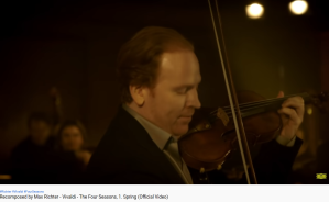 Vivaldi le Printemps Max Richter