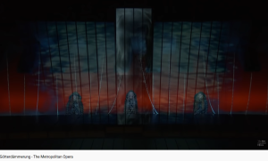 Wagner Crépuscule des dieux MET
