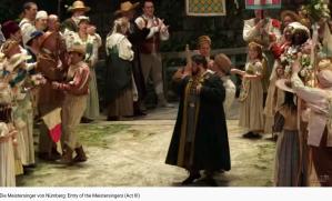 Wagner Maîtres-chanteurs MET