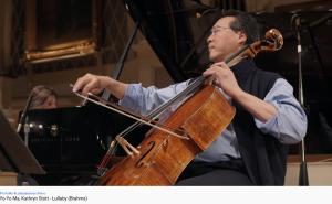 Brahms Berceuse (Lullaby)