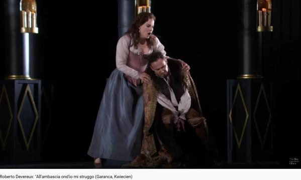 Donizetti Roberto Devereux MET