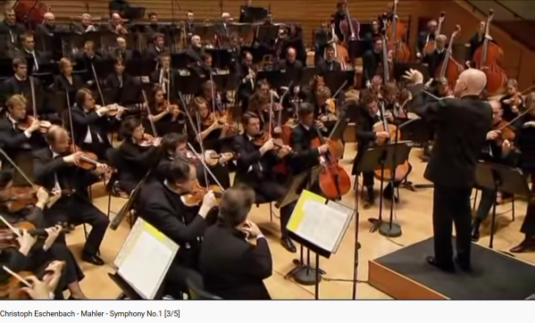 Mahler Symphonie 1 3e mvt (Frère Jacques)