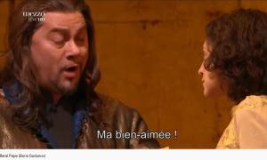 Moussorgski Boris Godounov MET