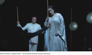Puccini madame Butterfly vogliatemi bene MET