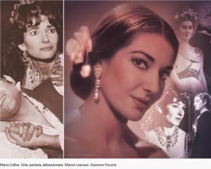 Puccini Manon Lescaut Sola, perduta, abbandonata