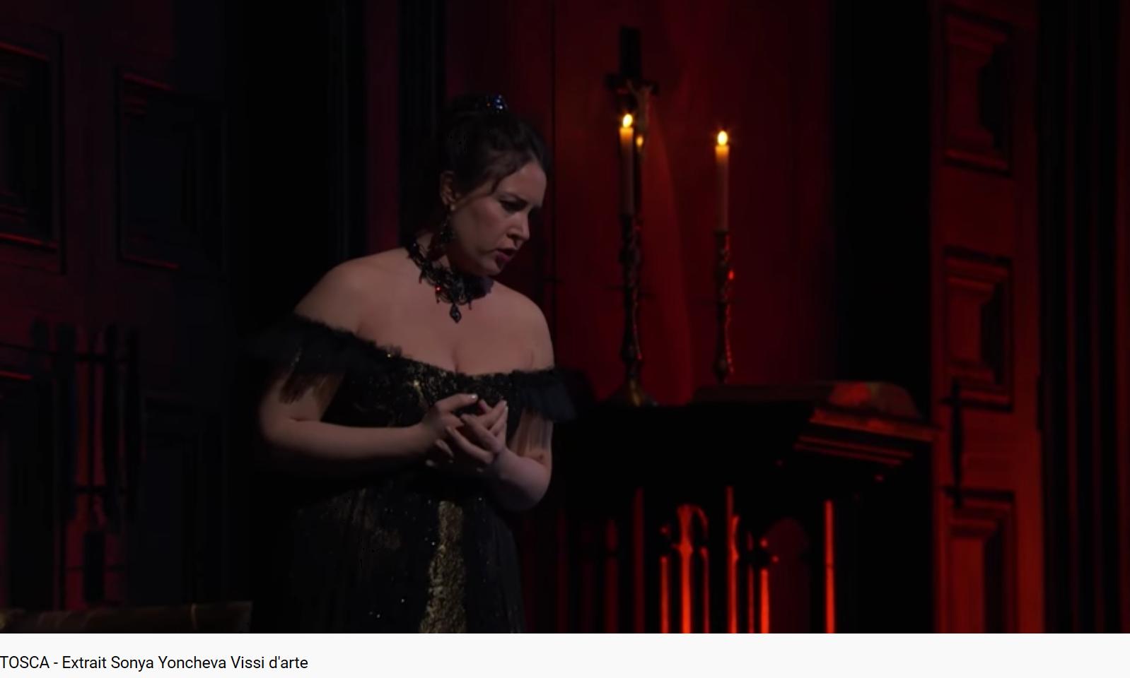 Puccini Tosca Vissi d'arte MET