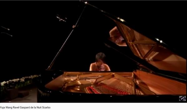 Ravel Gaspard de la nuit Scarbo