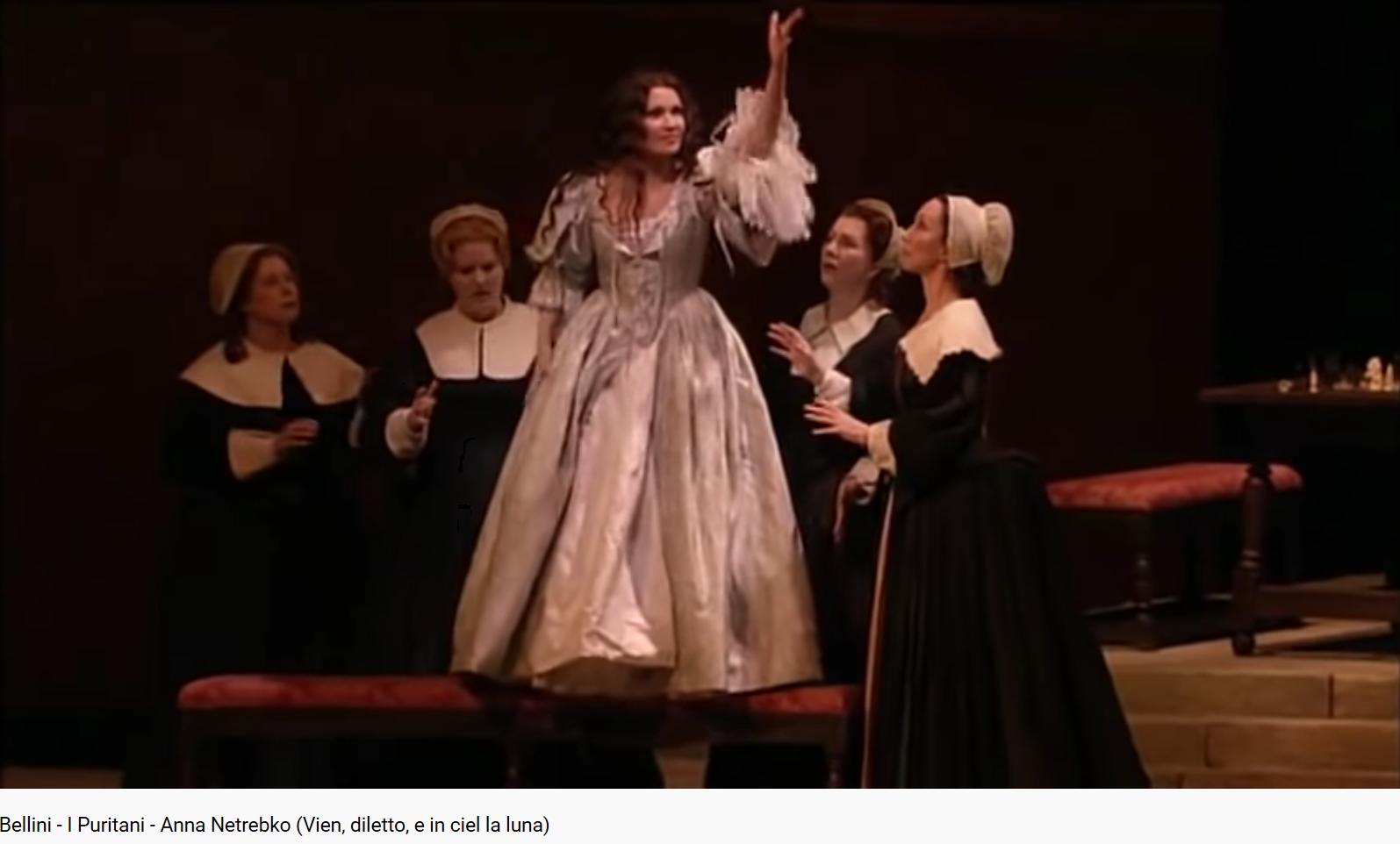 Bellini I Puritani (les Puritains) (Met)