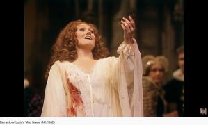 Donizetti Lucia di Lammermoor scène de la folie MET