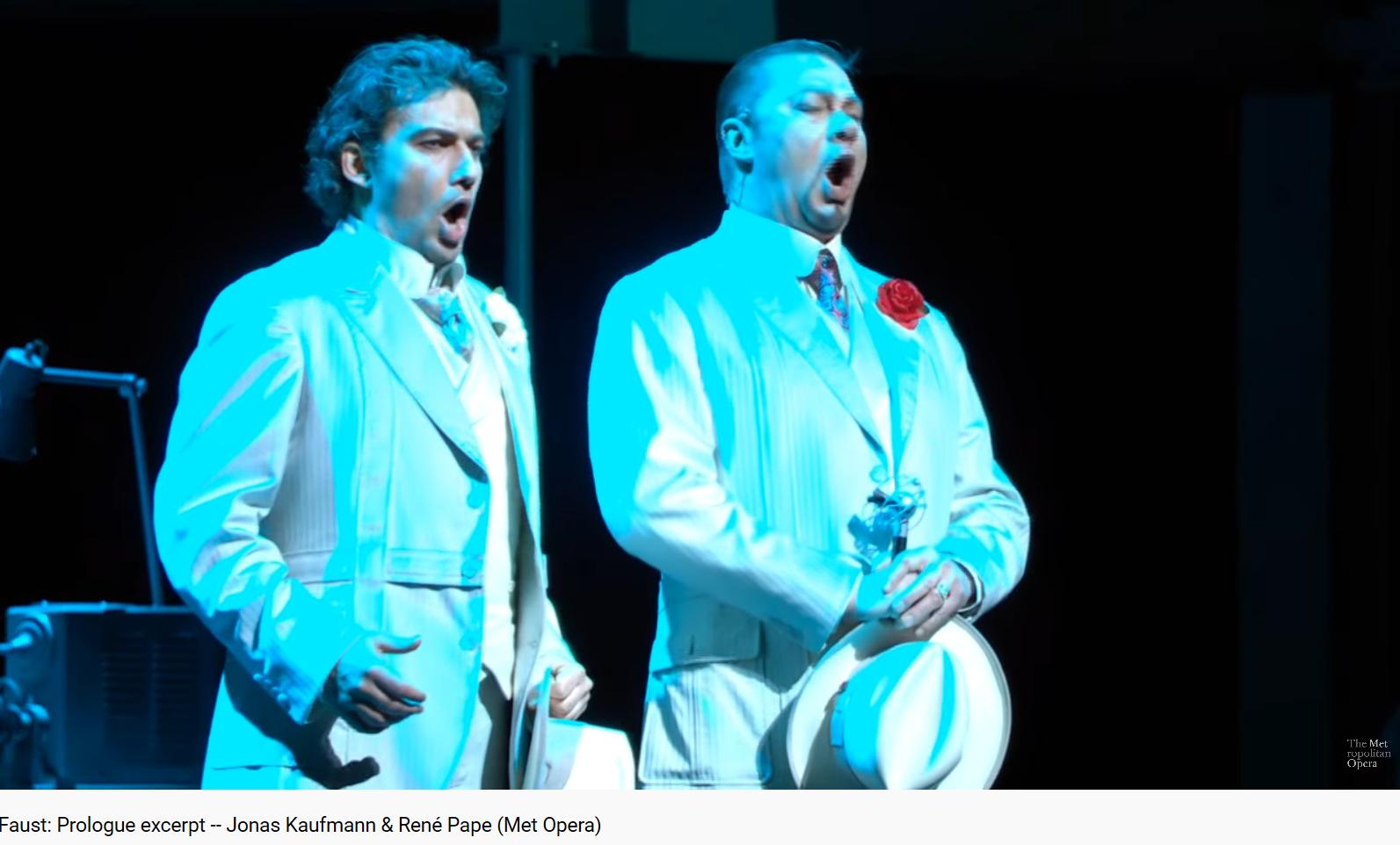 Gounod Faust MET