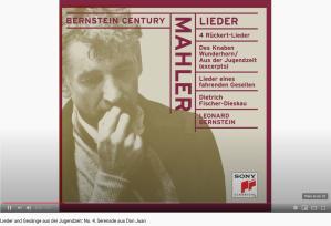 Mahler Serenade aus Don Juan