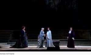 Mozart Idomeneo Quatuor acte III