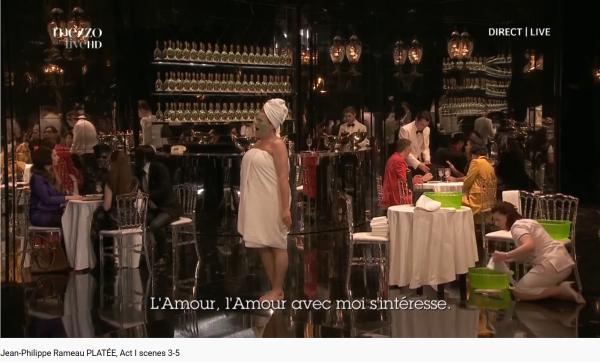 Rameau Platée Acte I scènes 3 à 5
