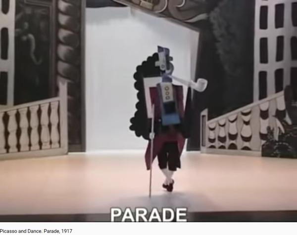 Satie Parade