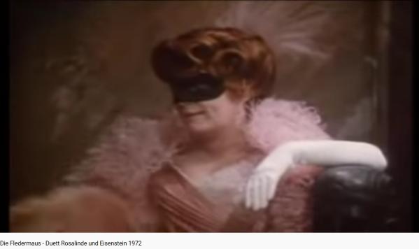 trauss Der fledermaus la comtesse hongroise