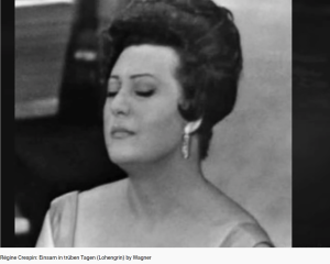 Wagner Lohengrin le songe d'Elsa Einsam in trüben Tagen