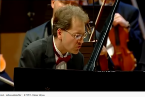 Liszt Valses oubliées