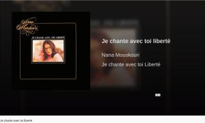 Nana Mouskouri Verdi Nabucco