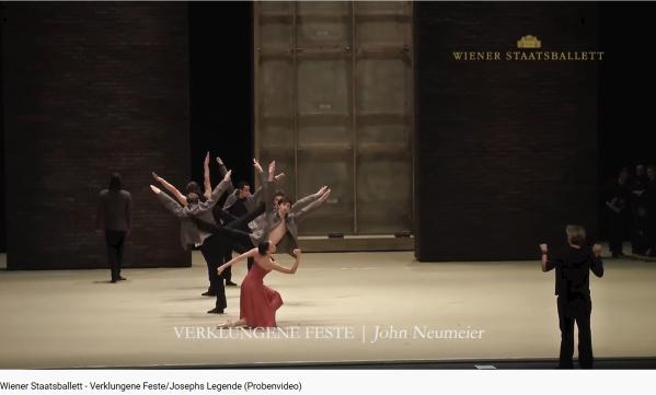 Strauss la légende de Joseph (WrSO)