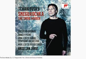 Tchaïkovsky Snegourotchka danse et chœur des zoziaux