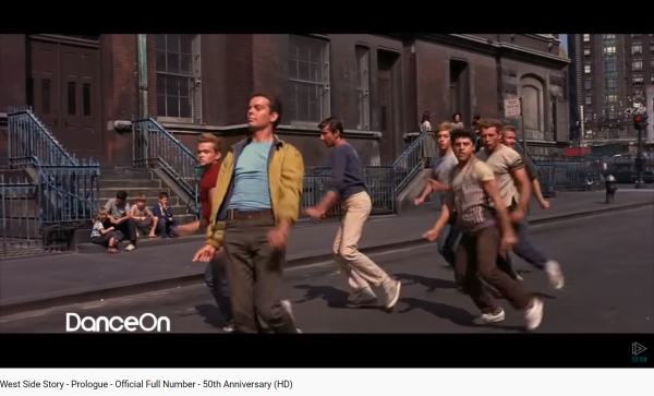 Bernstein West Side Story Prologue