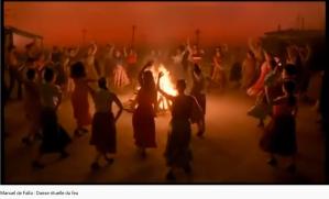 De Falla Danse rituelle du feu