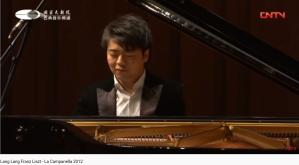 Liszt Paganini la Campanella