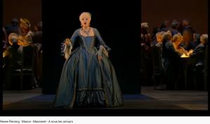 Massenet Manon A nous les amours et les roses