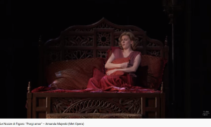 Mozart Le Nozze di Figaro Porgi amor (MET)