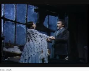 Puccini La bohème O soave fanciulla (MET)