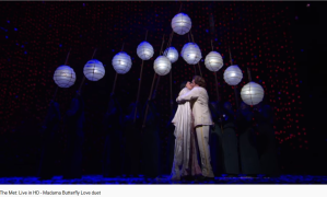 Puccini Madame Butterfly duo d'amour (MET)