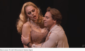 Puccini Manon Lescaut Ah vieni colle tue braccia