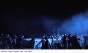 Rameau les Boréades Borée en fureur (Acte III)