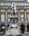 Statue de Grétry à Liège