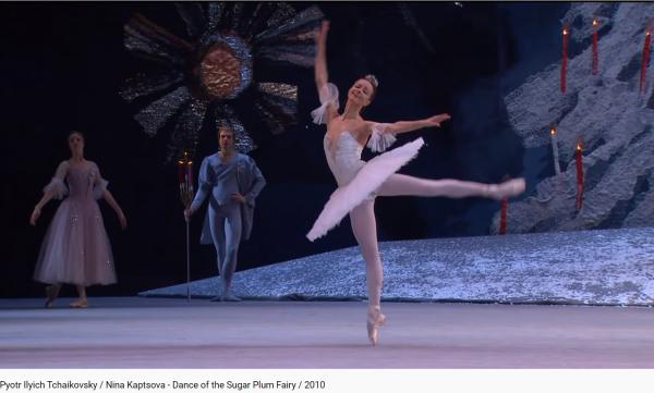 Tchaïkovski Casse-Noisette danse de la fée dragée
