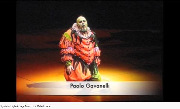 Verdi Rigoletto La Maledizione