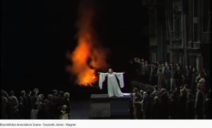 Wagner Crépuscule des dieux fin du final