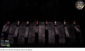 Wagner Die Walküre la chevauchée (MET 2019)