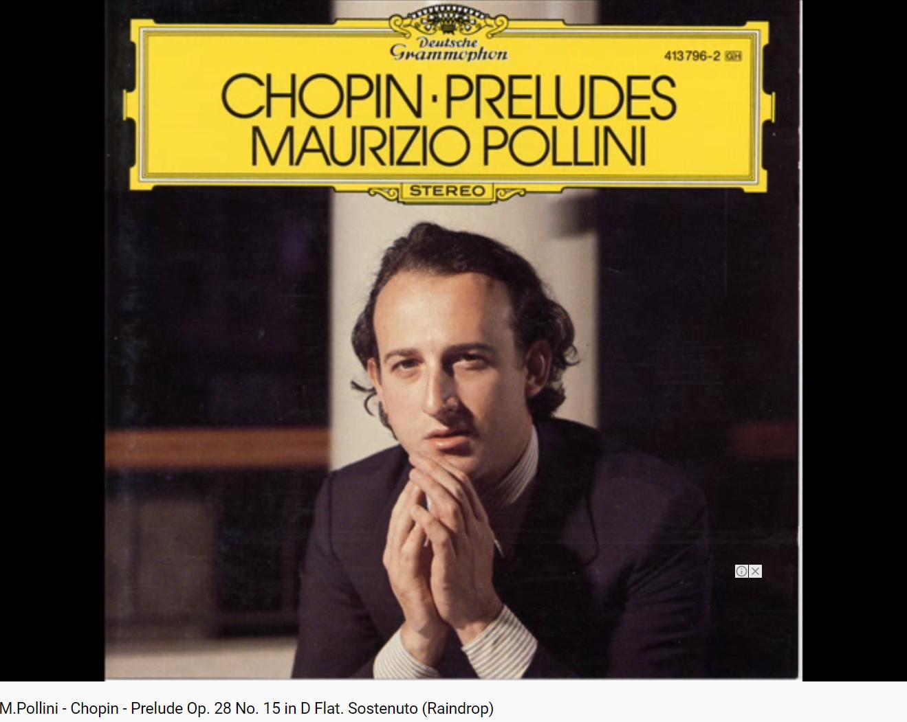 Chopin prélude op 28 n 15