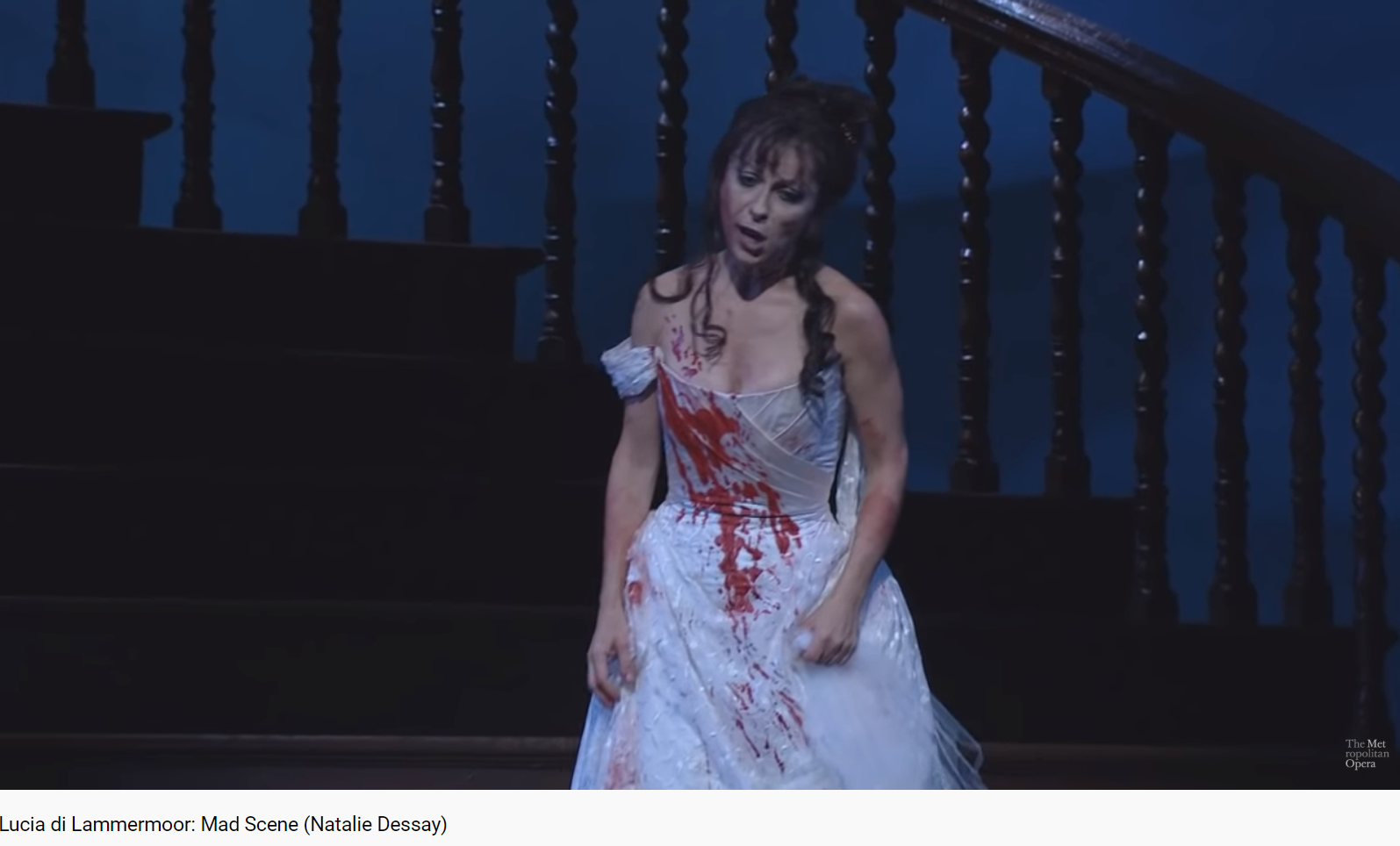 Donizetti Lucia di Lammermoor Il dolce Suono dessay