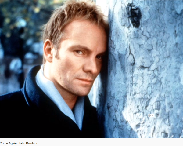 Dowland Come again with Sting
