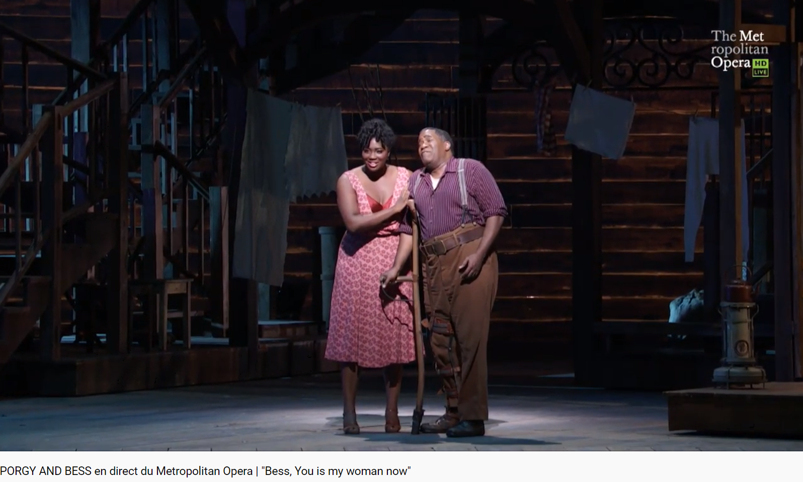 Gershwin Porgy and Bess (MET 2020)