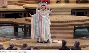 Puccini Turandot In questa reggia (MET 2016)