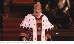 Verdi Simon Boccanegra (MET 1995)