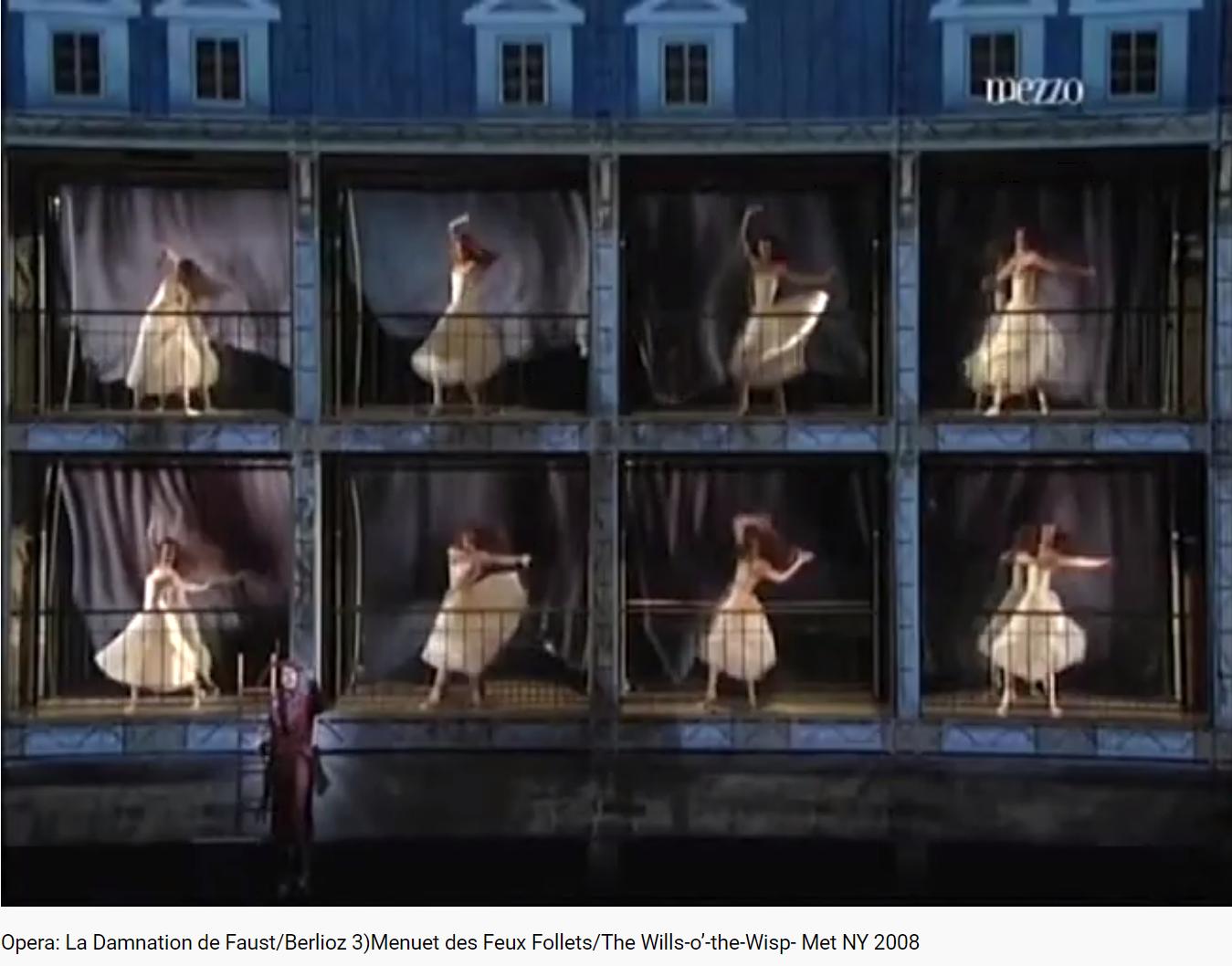 Berlioz la Damnation de Faust (MET 2008)