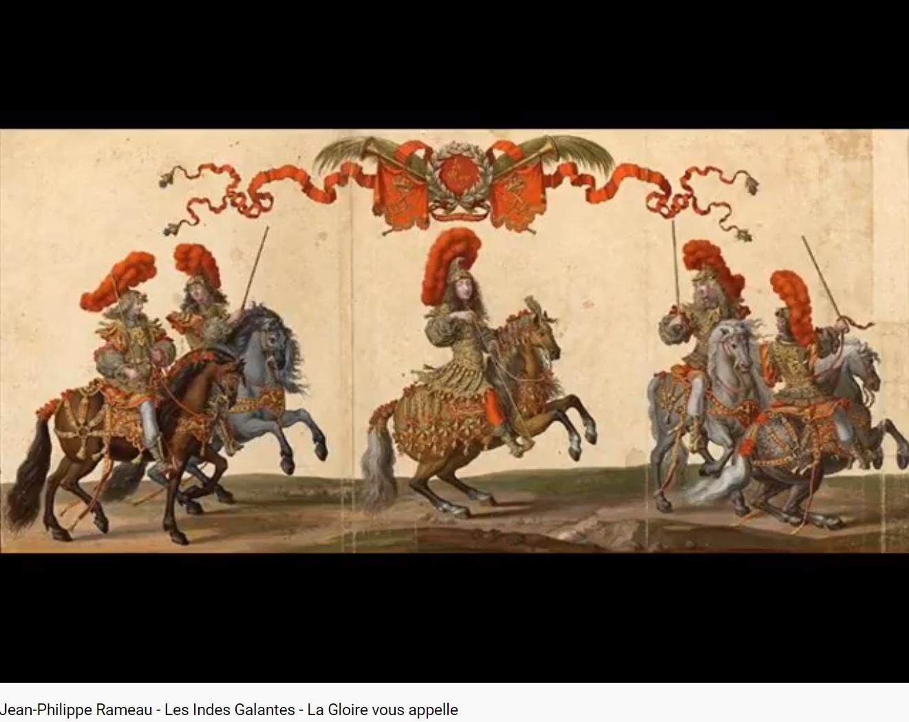 Rameau les Indes galantes Prologue