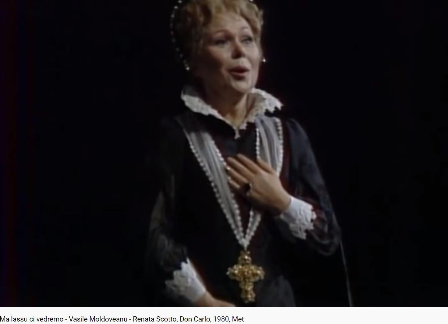 Verdi Don Carlo Ma lassu ci vedremo (MET 1980)