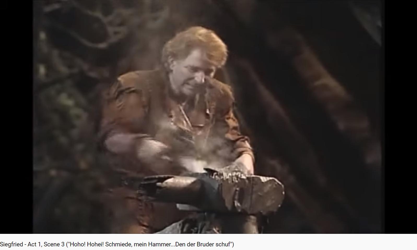 Wagner Siegfried Hoho Hohei (MET 1990)