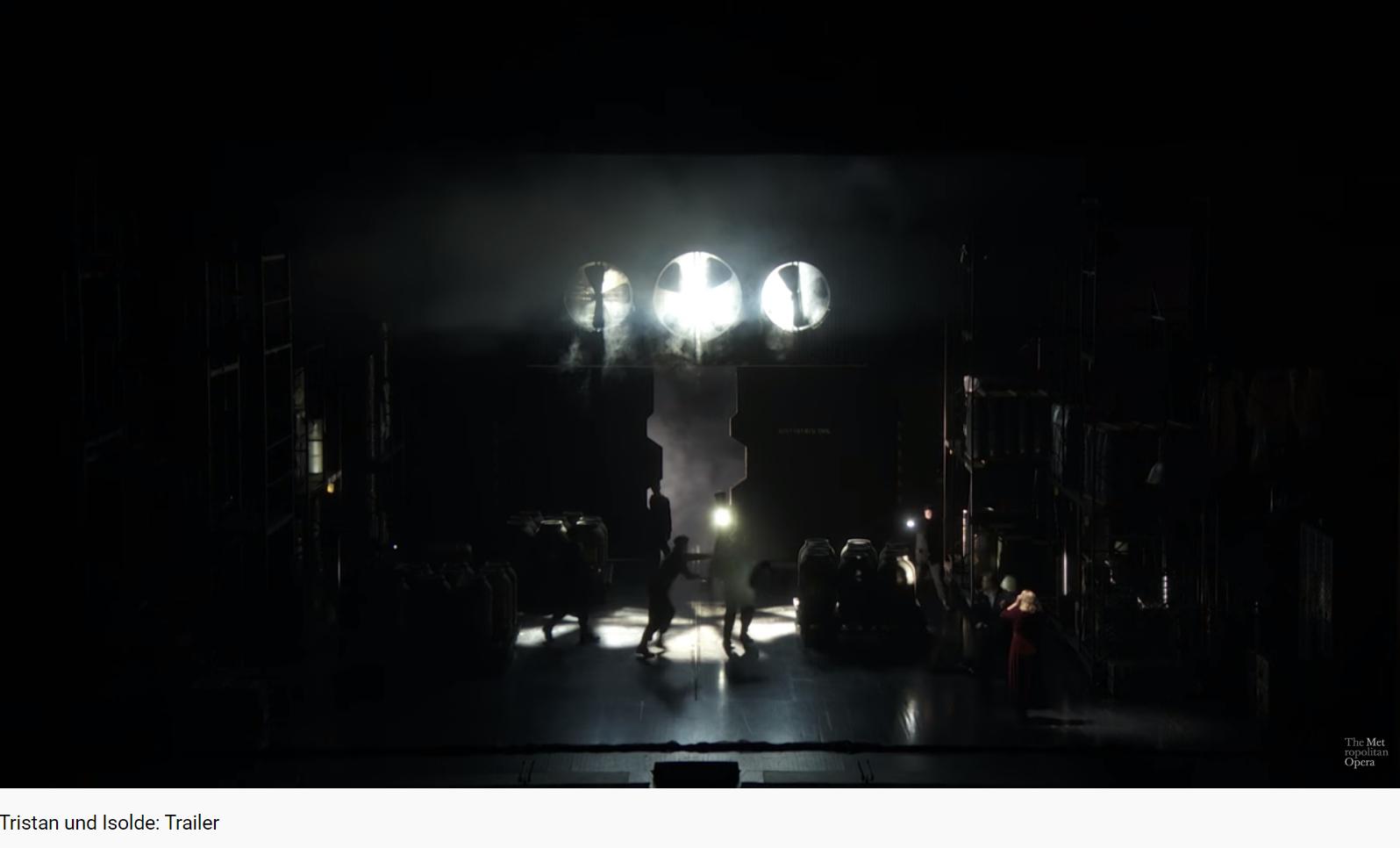 Wagner Tristan und Isolde (MET 2016)