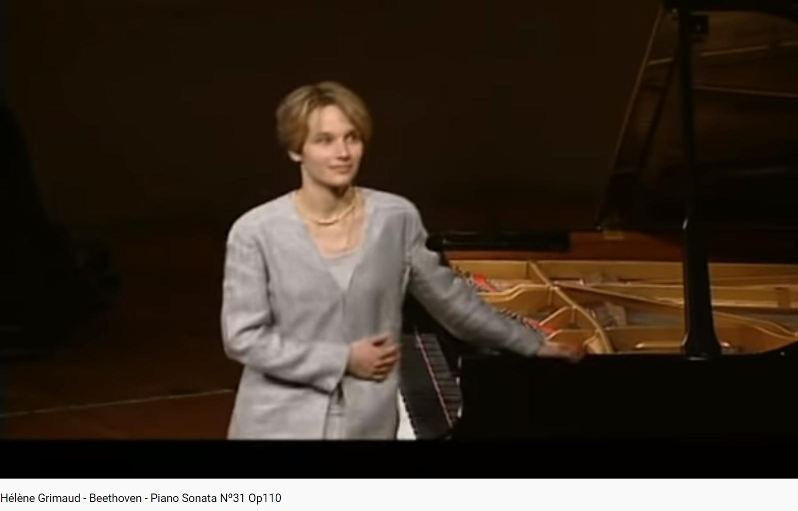 Beethoven opus 110